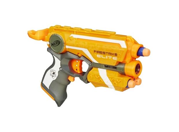 Hasbro 53378EU6 Nerf N-Strike Elite Firestrike 450 PX