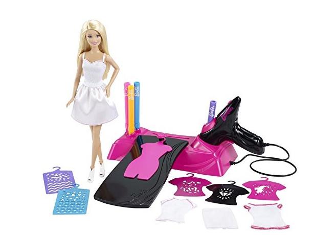 Barbie CMM85 Airbrush Designer & Puppe Produkt 1