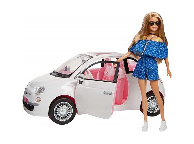Barbie Fiat 500 PX480