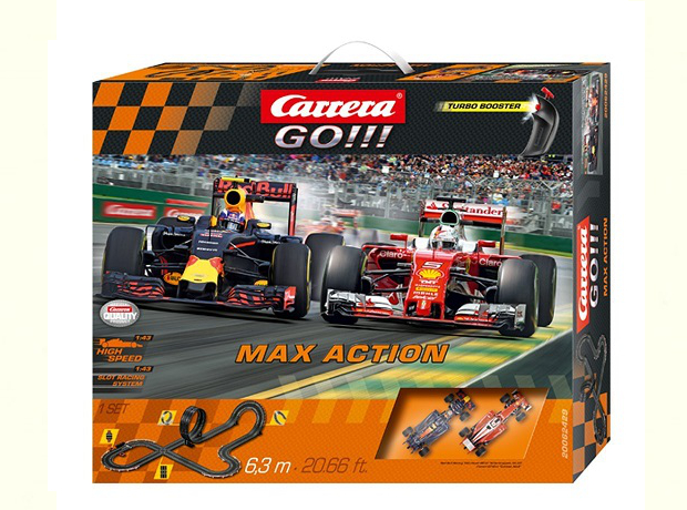 Carrera Max Action