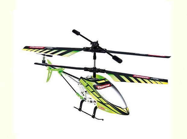 Green Chopper Carrera
