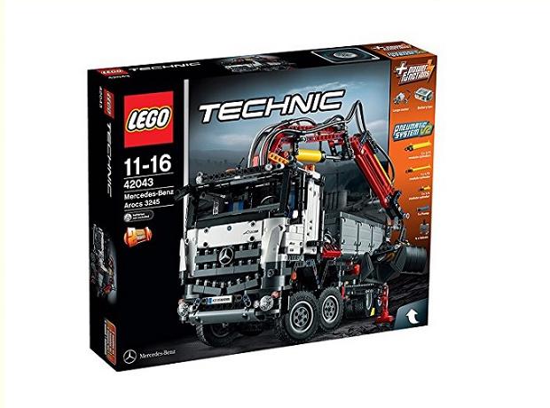 Lego 42043