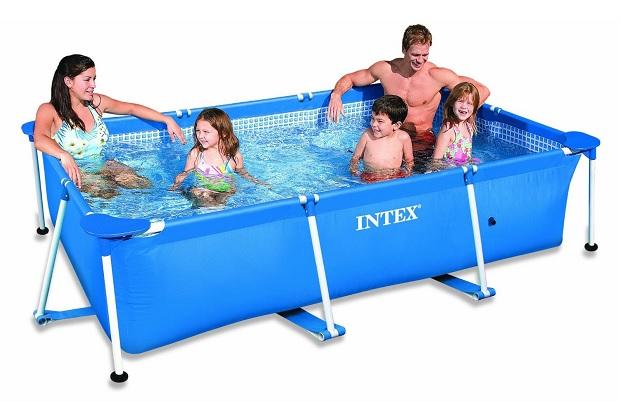 Intex 28270 family pool pfiff toys for Prodotti intex